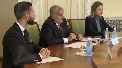 посол Уругвая